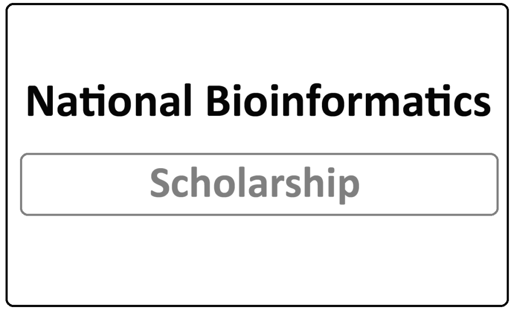 National Bioinformatics Scholarship 2021