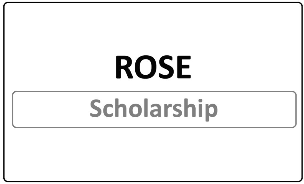 ROSE Online Application 2021