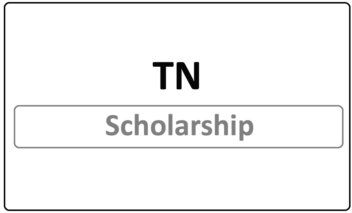 TN Scholarship 2021