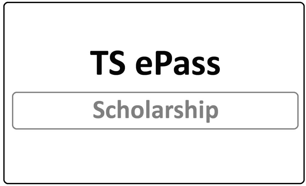 TS ePass 2021 Online Application