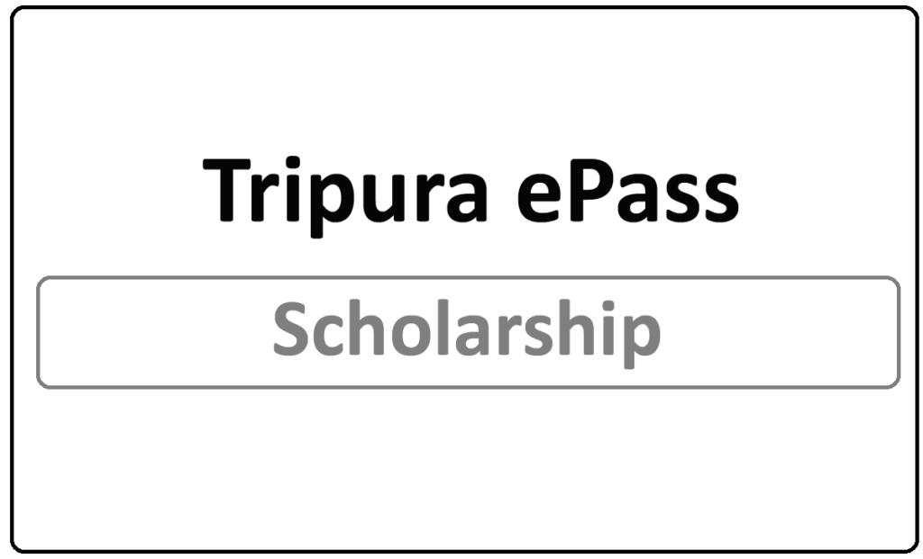 Tripura ePass Status 2021